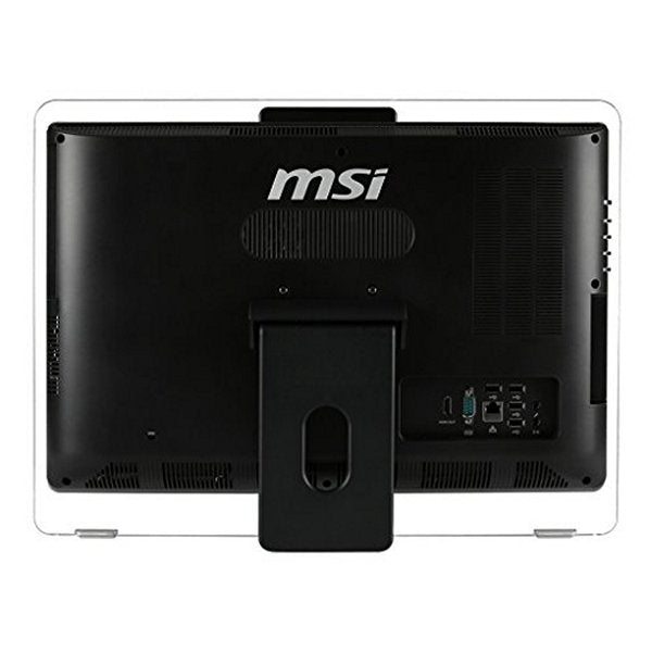 Alles-In-Einem MSI Pro 20ET 4BW-042EU Windows 10 Home Intel® Braswell N3160 19.5