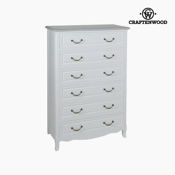 Altea commode white by Craftenwood