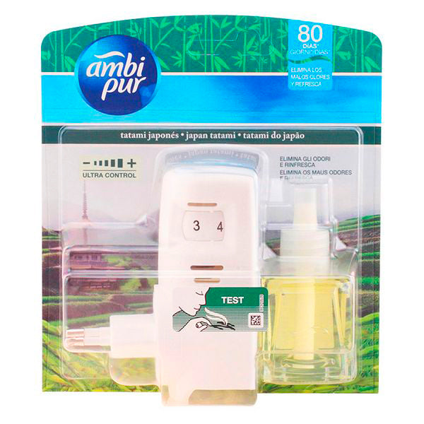 Ambi Pur - AMBIPUR ambientador electrico completo tatami 21,5 ml