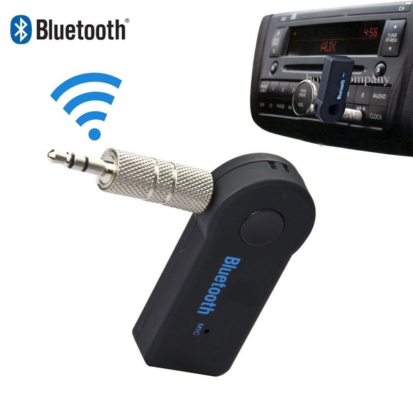 3.5MM Jack Bluetooth AUX Audio Music Receiver Car Kit Wireless Speaker Headphone Adapter Hands Free For Xiaomi iPhone