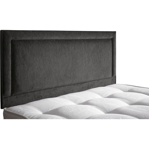 Plain Border Floor Standing Headboard