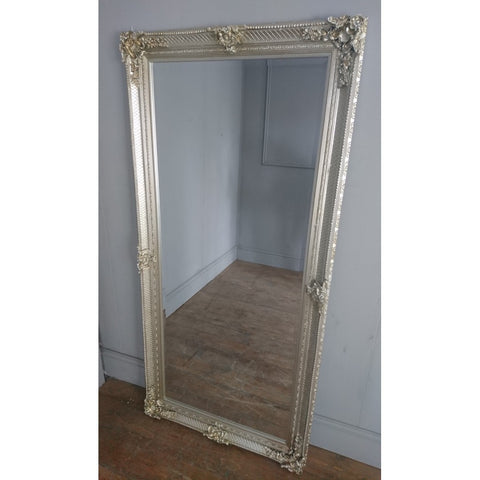 Casablanca Champagne Large Ornate Mirror