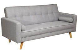 Erwin Grey Large Sofa Bed