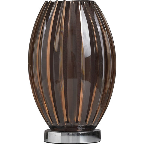 Gemma Brown Table Lamp