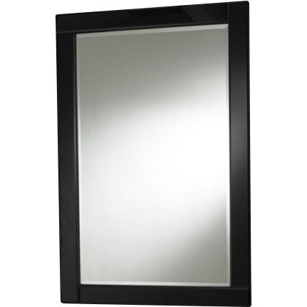 MH240 - Black Bordered Wall Mirror