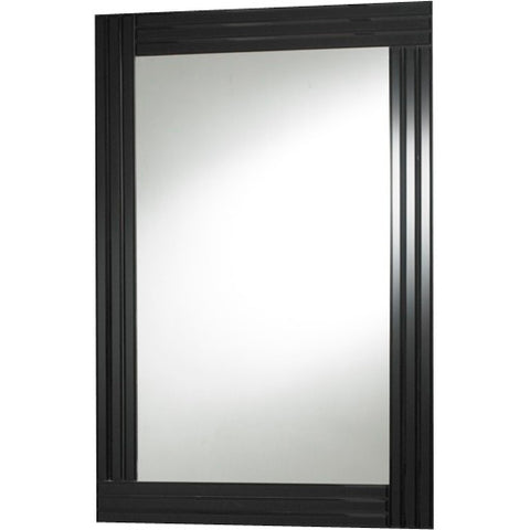 MH270 - Black Triple Bordered Wall Mirror