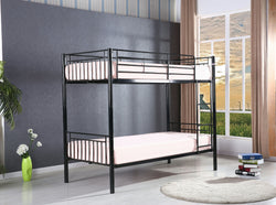 Saffron Black Bunk Bed