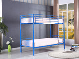 Saffron Blue Bunk Bed