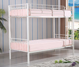 Saffron White Bunk Bed