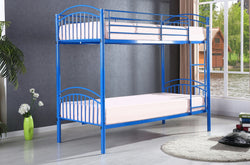 Yorkshire Blue Bunk Bed