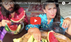 Juicy Watermelon Mukbang
