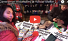 Cameraman Misbehaved at Holiday Market