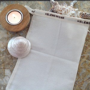 100% Pure Silk Turkish Hamam Bath Mitt