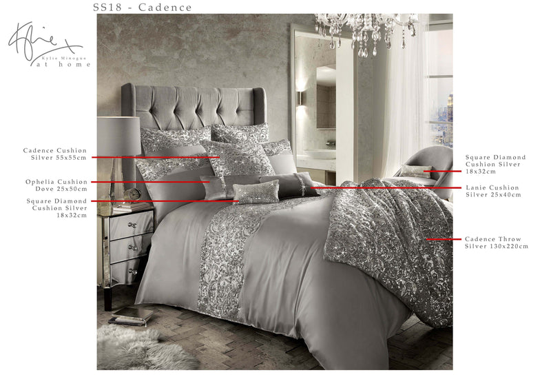 Kylie Minogue Bedding - CADENCE