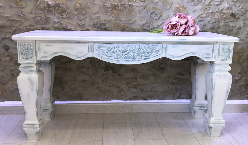 Commission for Detailed Console Table