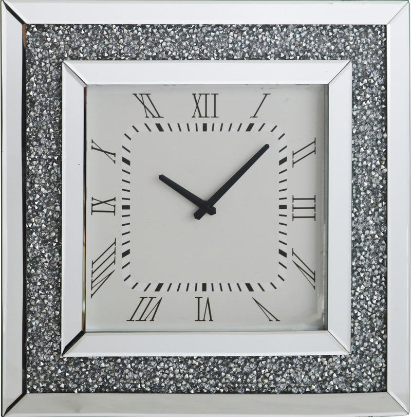 Gatsby Mirrored Clock