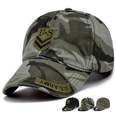 US Air Army Camo Hats 3 Colors