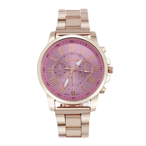 Colorful Women Watch 6 Colors