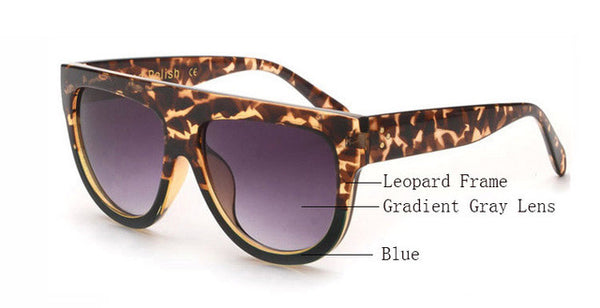 "Sunglasses ""Courtney"" - 16 Colors"