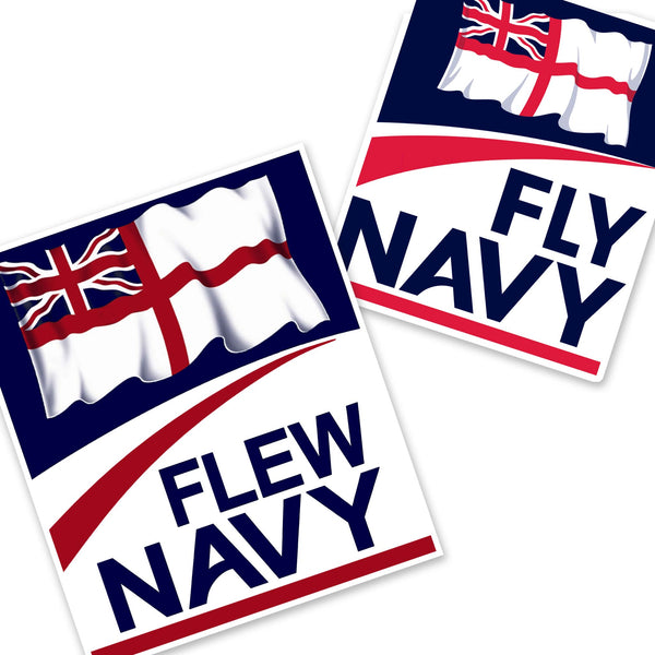 Flew Navy & Fly Navy