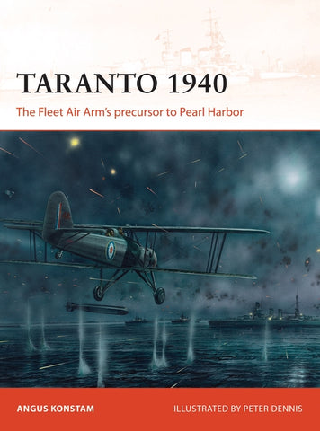 Taranto Swordfish Fleet Air Arm