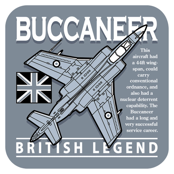 British Legends Mugs & Coasters - Iconic British Naval Aircraft