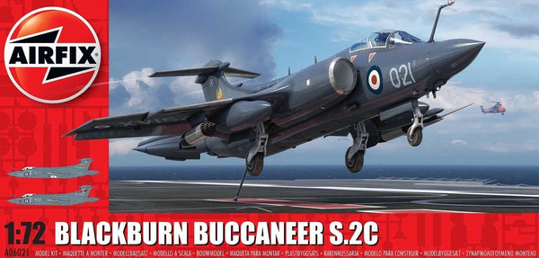 Blackburn Buccaneer MK.2 S.2C Model Aircraft Fighter Jet A06021 AIRFIX® 1:72