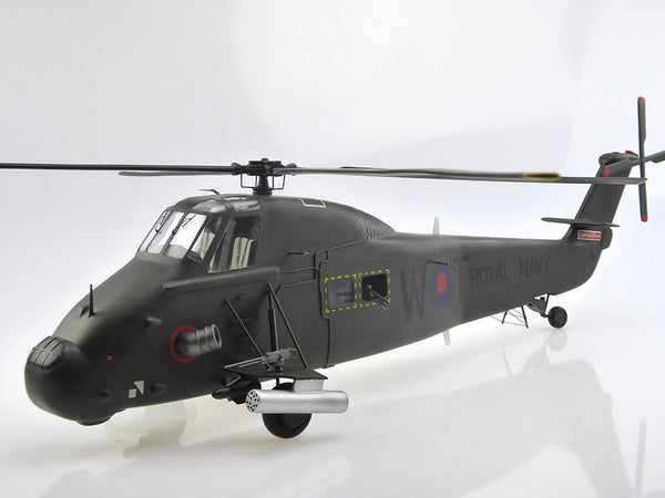 Wessex V helicopter gunship model (Falklands)