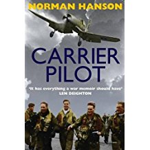 Fleet Air Arm Norman Hanson Corsair Aircraft carrier