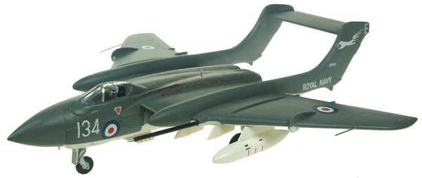 Diecast model Sea Vixen XP924
