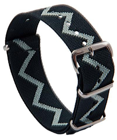 Fleet Air Arm zigzag watch straps