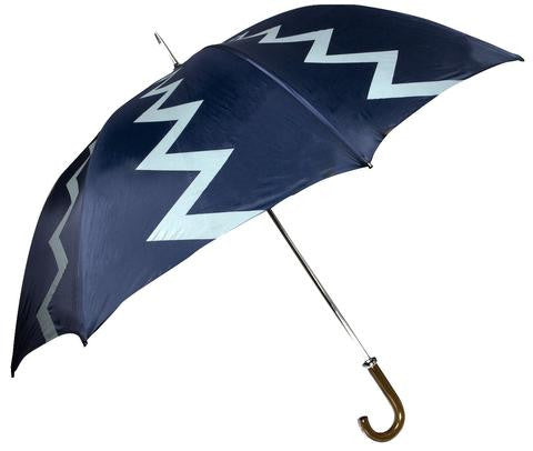 Fleet Air Arm zigzag umbrella