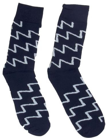 Fleet Air Arm Zigzag socks