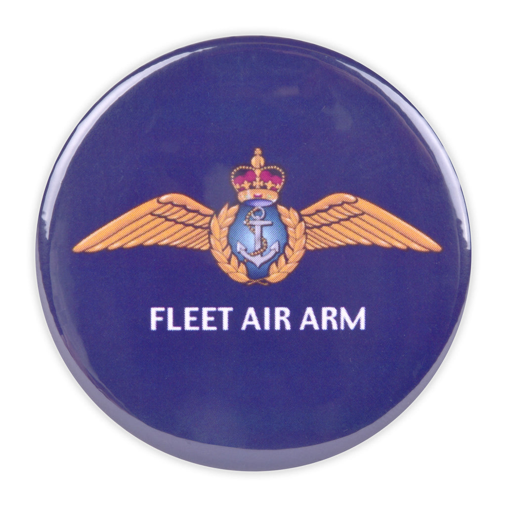 Fleet Air Arm Pilot's Wings Bottle Opener & Fridge Magnet