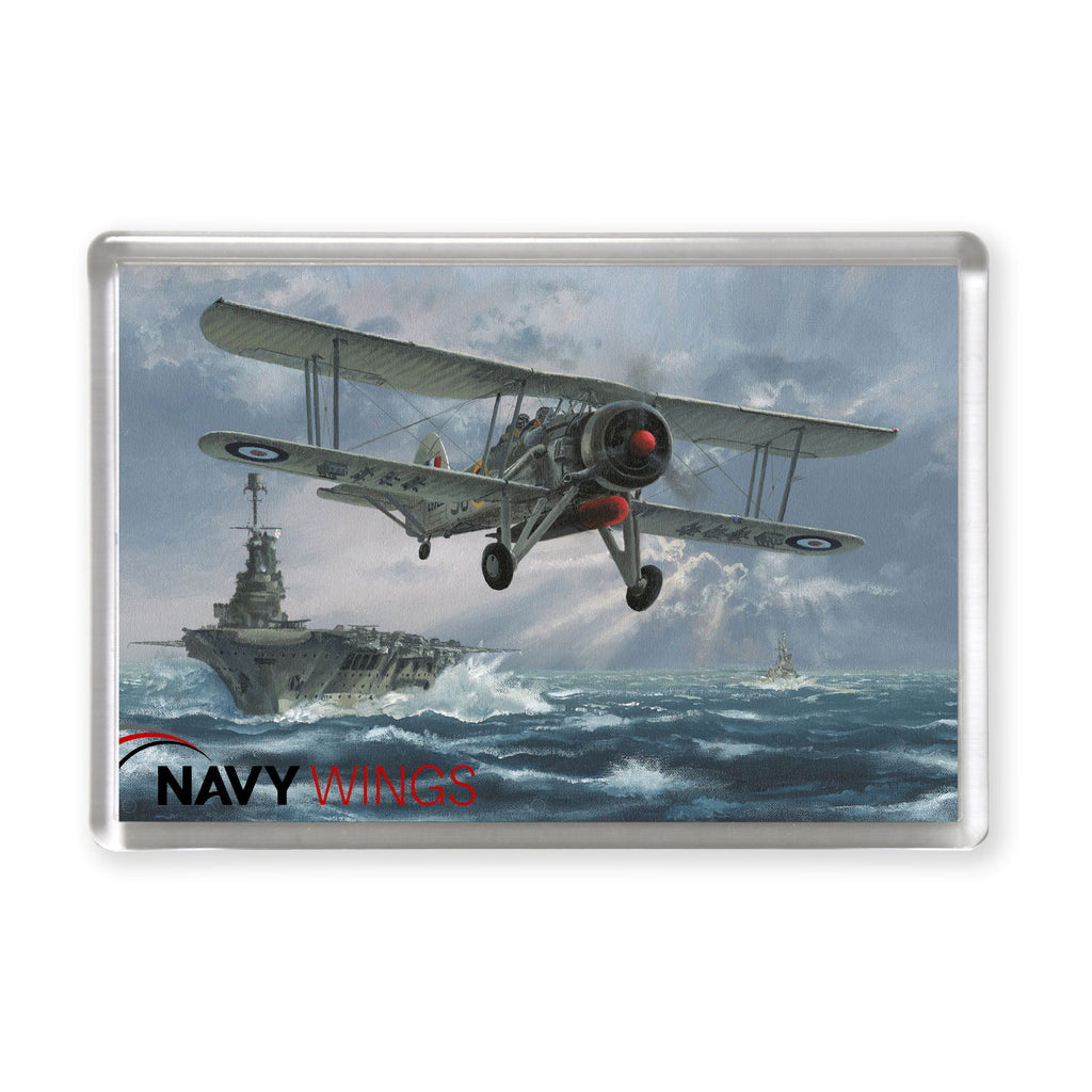 Fridge Magnets - Classic Naval Aircraft