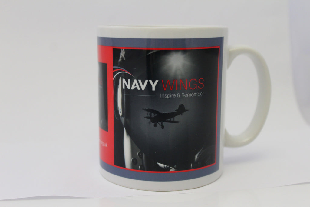 Navy Wings mug