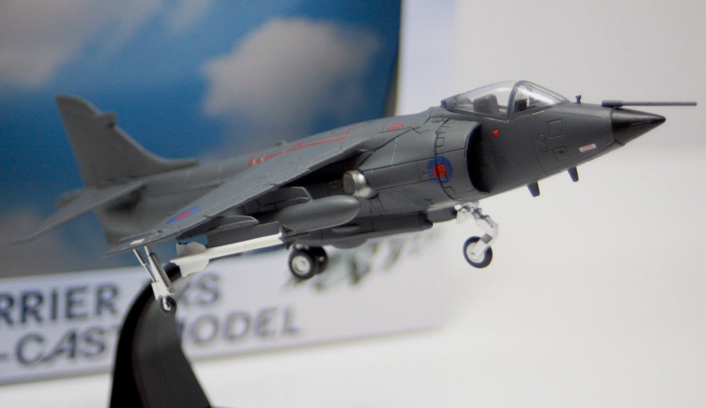 Model Sea Harrier