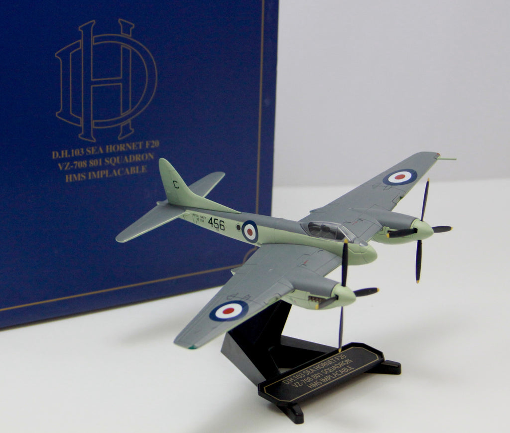 Diecast de Havilland Sea Hornet DH103