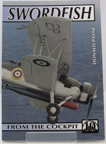View from the cockpit - book - Swordfish.