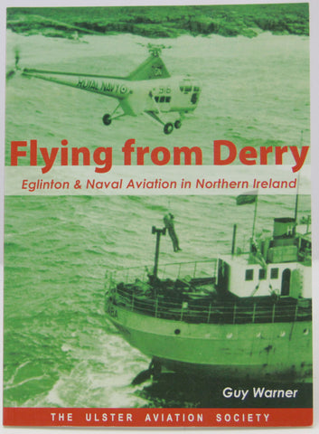 Flying from Derry book