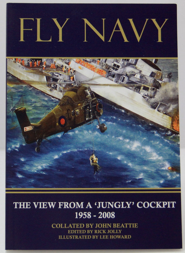 View from a Jungly Cockpit 1958-2008. John Beattie