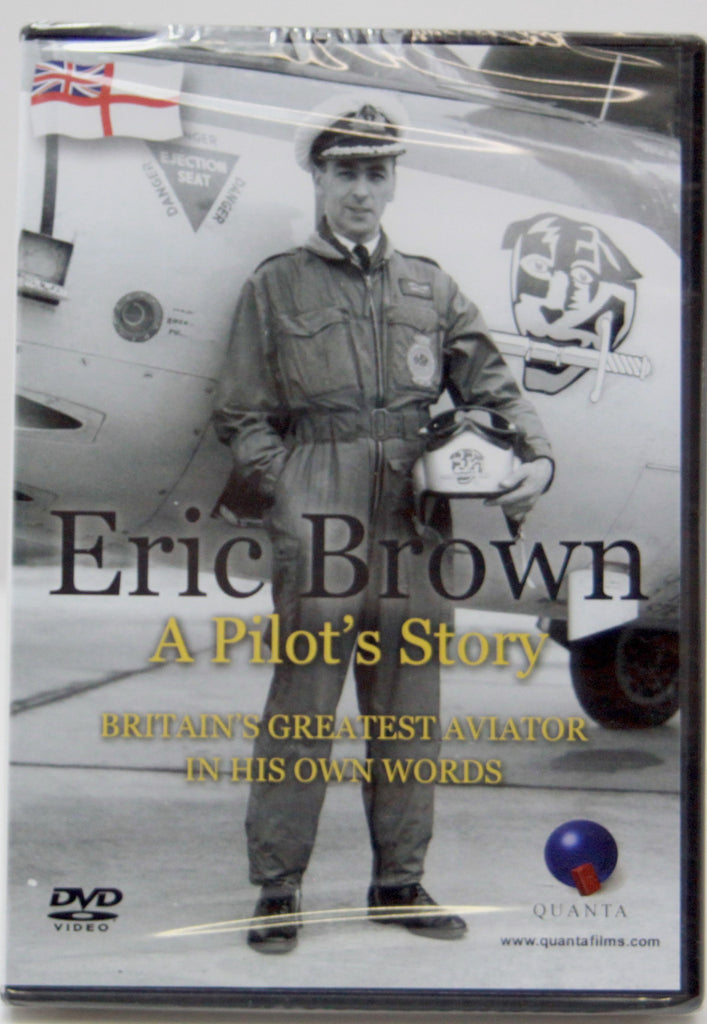 DVD Eric Winkle Brown - a pilot's story