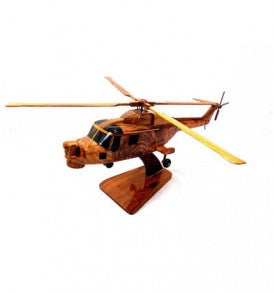 Handmade wooden Aircraft models. Choice of classic types.