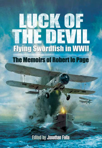 Robert le Page Swordfish Fleet Air Arm Aircraft carrier