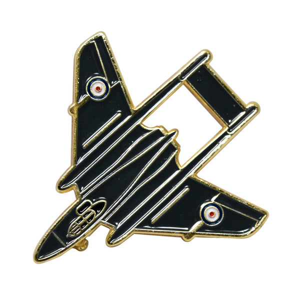 Sea Vixen enamel badge