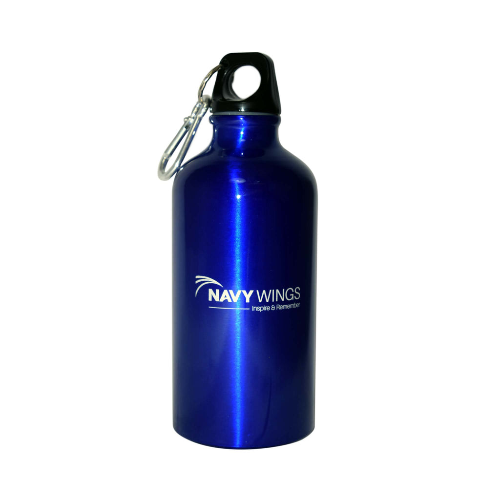Navy Wings Hard Wearing Drinks Bottle
