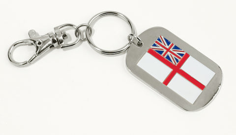 Handy Keyrings with Aircraft or Navy motifs