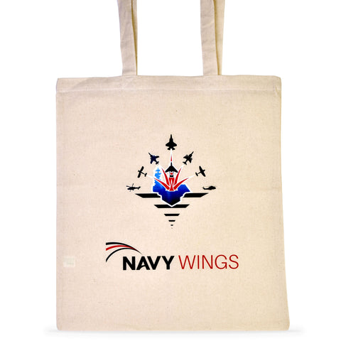 natural cotton great british take off reusable bag