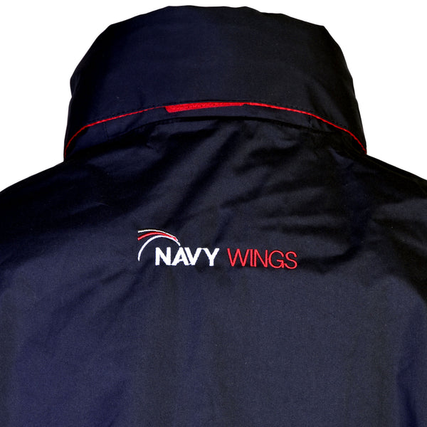 Coat Jacket waterproof windproof navy wings clothing gbto great british take off naval aviation