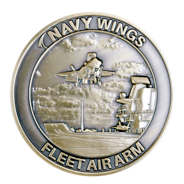 Fleet Air Arm & Navy Wings Commemorative Coin